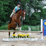 L Hidden Hollow Jumping Lesson