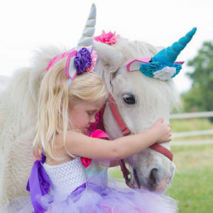 unicorn pony birthday party